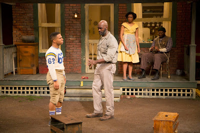 the important people in the life of troy in the play fences by august wilson In the play fences by august wilson, troy's dreams of becoming a professional baseball player got ripped away because of his racial appearance this single experience has slowly made him look at life differently.