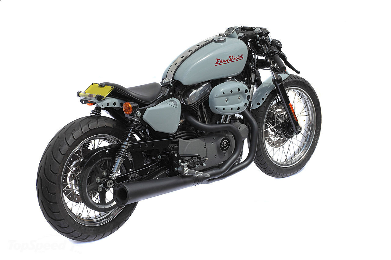 Harley Cafe Racer Motorcycles