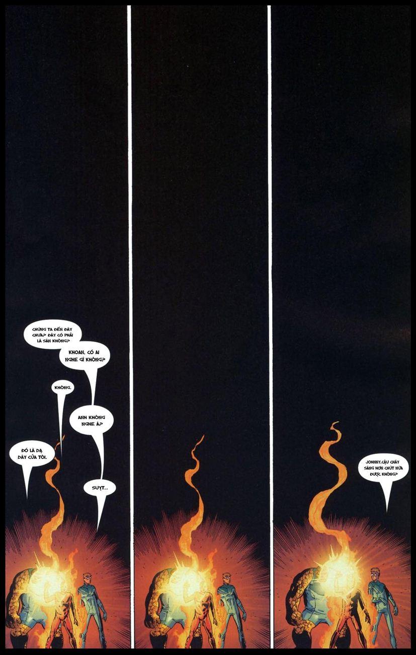 Ultimate Fantastic Four chap 5 - Trang 17