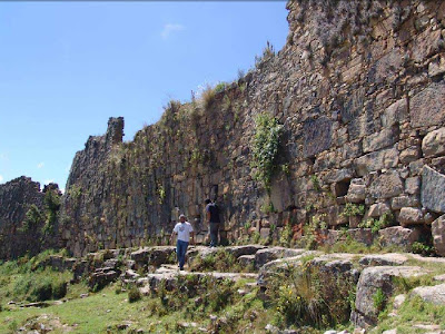 fotos de Marcahuamachuco