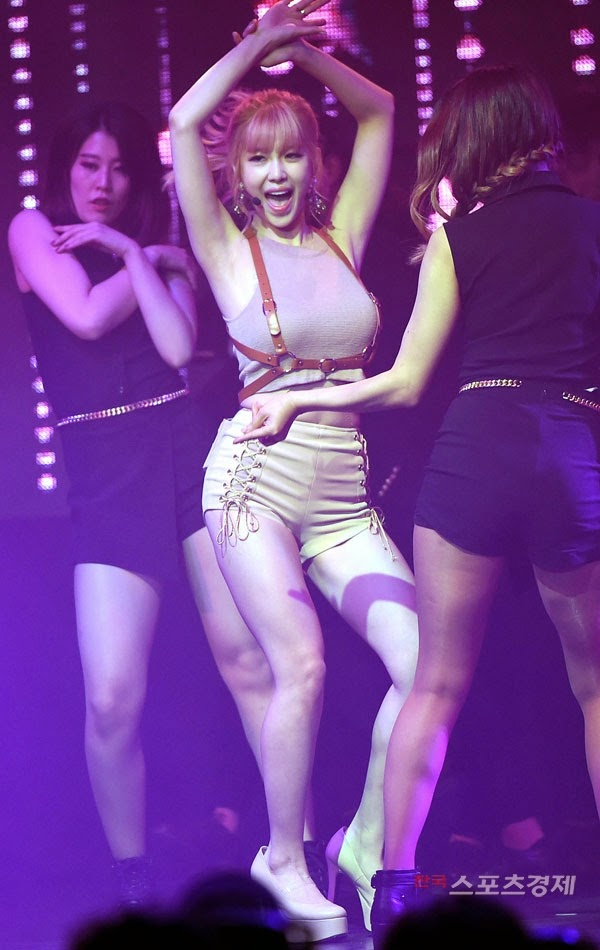 Hyosung SECRET Into You