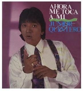 ► Junior Quintero - Ahora Me Toca  A Mi