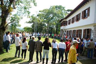 Estudantes do curso de Engenharia do UNIFESO Teresópolis participam de encontro PARNASO