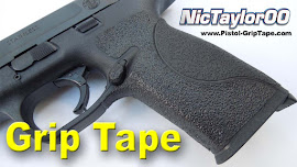 Pistol Grip Tape Patterns