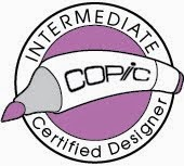 Certified Copic Designer