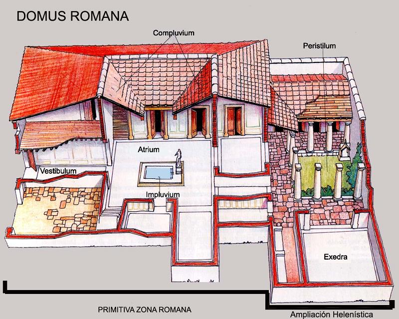 cl ssics a la romana les cases romanes