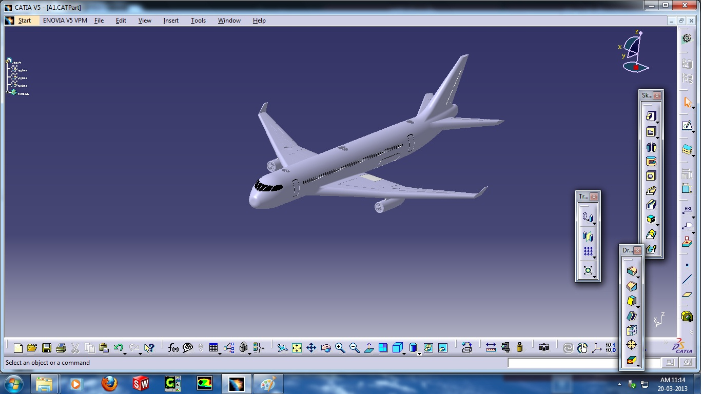Mechanical engineering projects - 6 Analysis Can Be Done In Software Package Such As Ansys Solid Works Gambit Fluent And Nastran Patran