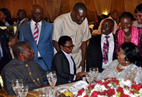 PIC+6+THANKSGIVING - PICTURES: Patience Jonathan's thanksgiving party
