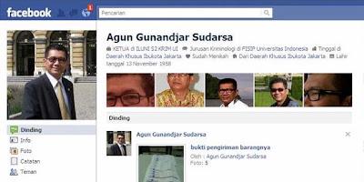 Pembajakan Akun Facebook