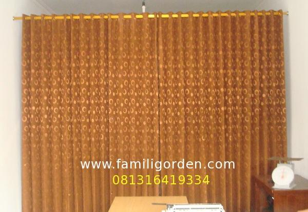 Gorden untuk Sekat Ruangan (Partisi Ruangan) - Famili Gorden - Jual ...