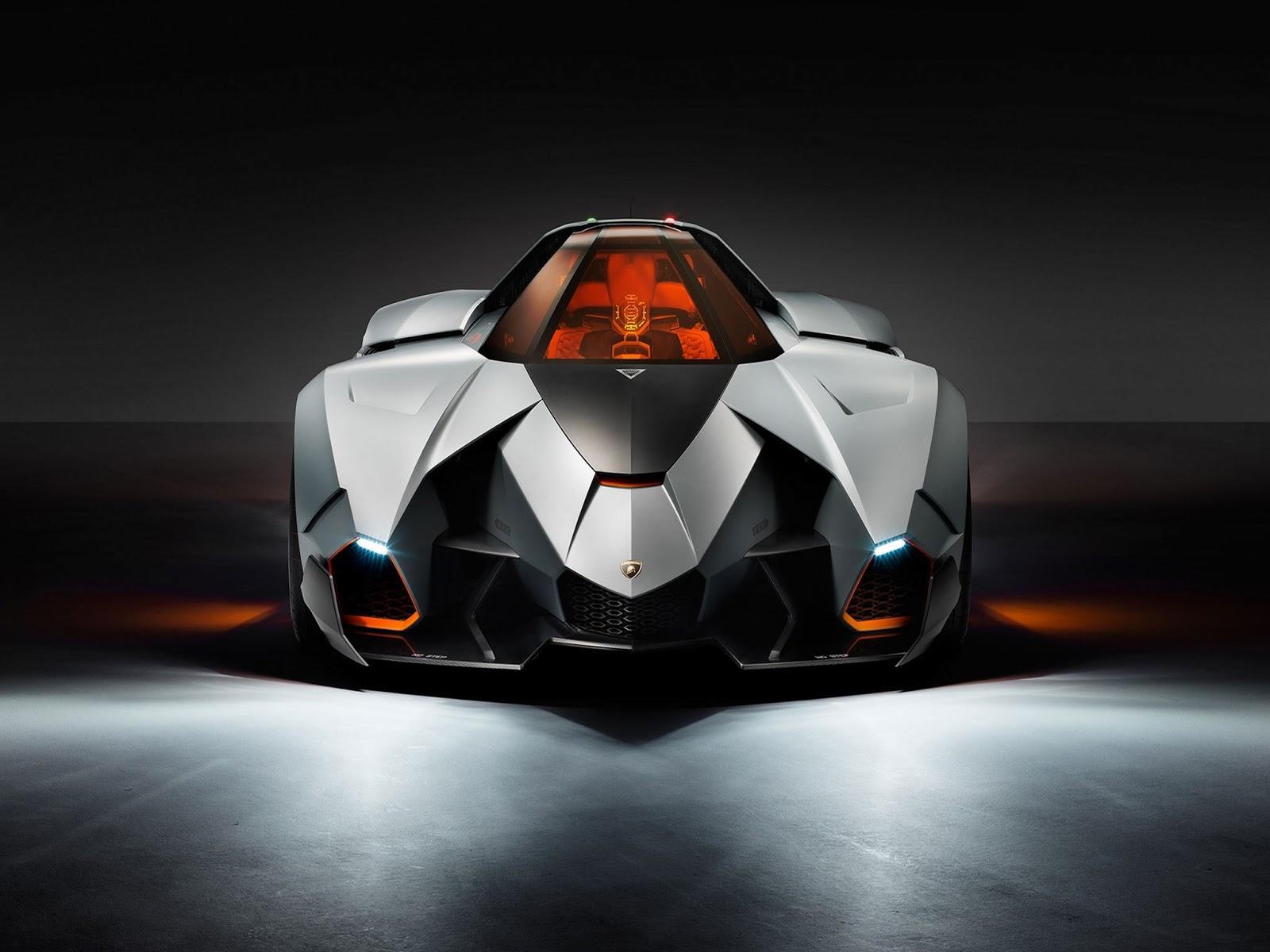İpad 2048x1536 Lamborghini Egoista Resimleri