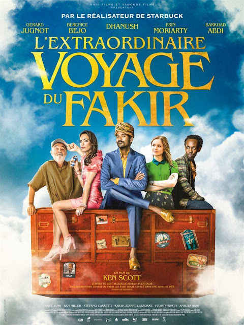 The Extraordinary Journey of the Fakir [2018] [BBRip 1080p]