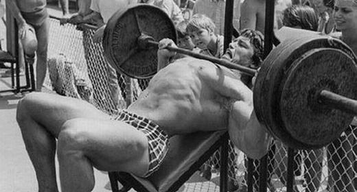 Rotina completa de treino de Arnold Schwarzenegger