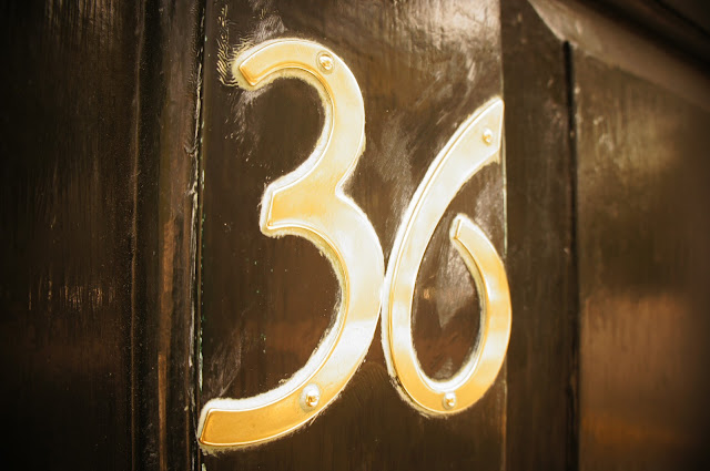 picture of house number 36