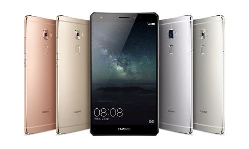 Huawei Mate S mobile