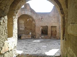 Arqueologia, arquitetura, cultura, Domus, esculturas, Italia, museu, Ostia, Ostia Antica, roma, ruínas, Roma 4 Estações
