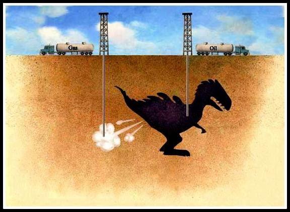 asal usul minyak dan gas