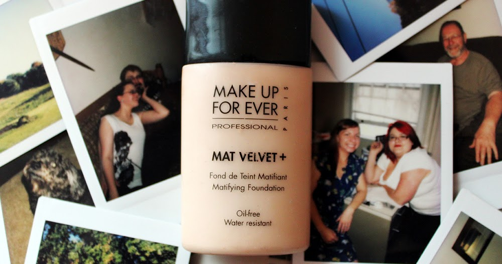 ... Outfit, Great Lipstick: REVIEW: Makeup Forever Mat Velvet + Foundation