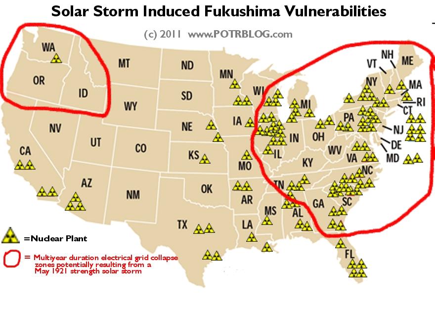 ultimate solar storm threat - photo #31