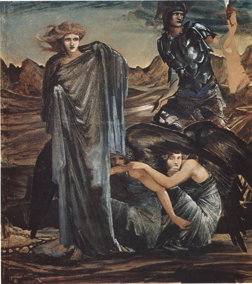 edward burne-jones medusa
