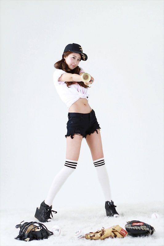 Park Hyun Sun - Hot Sport Girl