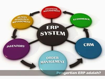 pengertian ERP adalah