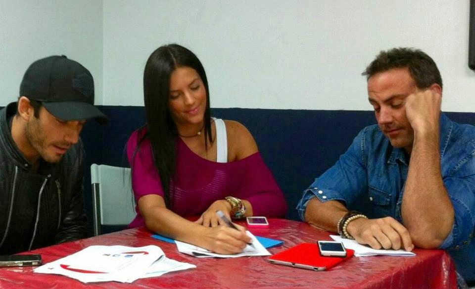 Gaby Espino Santa Diabla