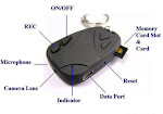 Spy Car Remote Control DVR