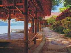 Hotel Murah Lombok - Krisna Bungalows and Restaurant