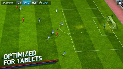 FIFA 14 By EA SPORTS™ v1.3.2 APK + DATA Unlocked