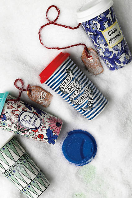 anthropologie travel mug stocking stuffer ideas under $20