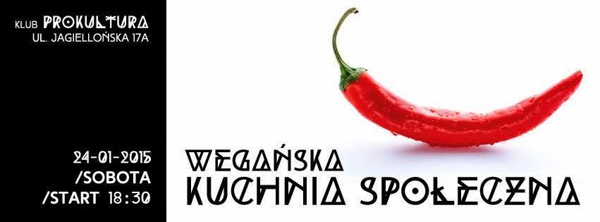 kuchnia społeczna; katowice; klub prokultura; kuchnia wegańska;
