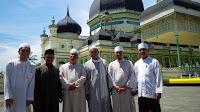 Kunjungan Ukhuwah HTI Sumut dengan Tuan Guru Babussalam