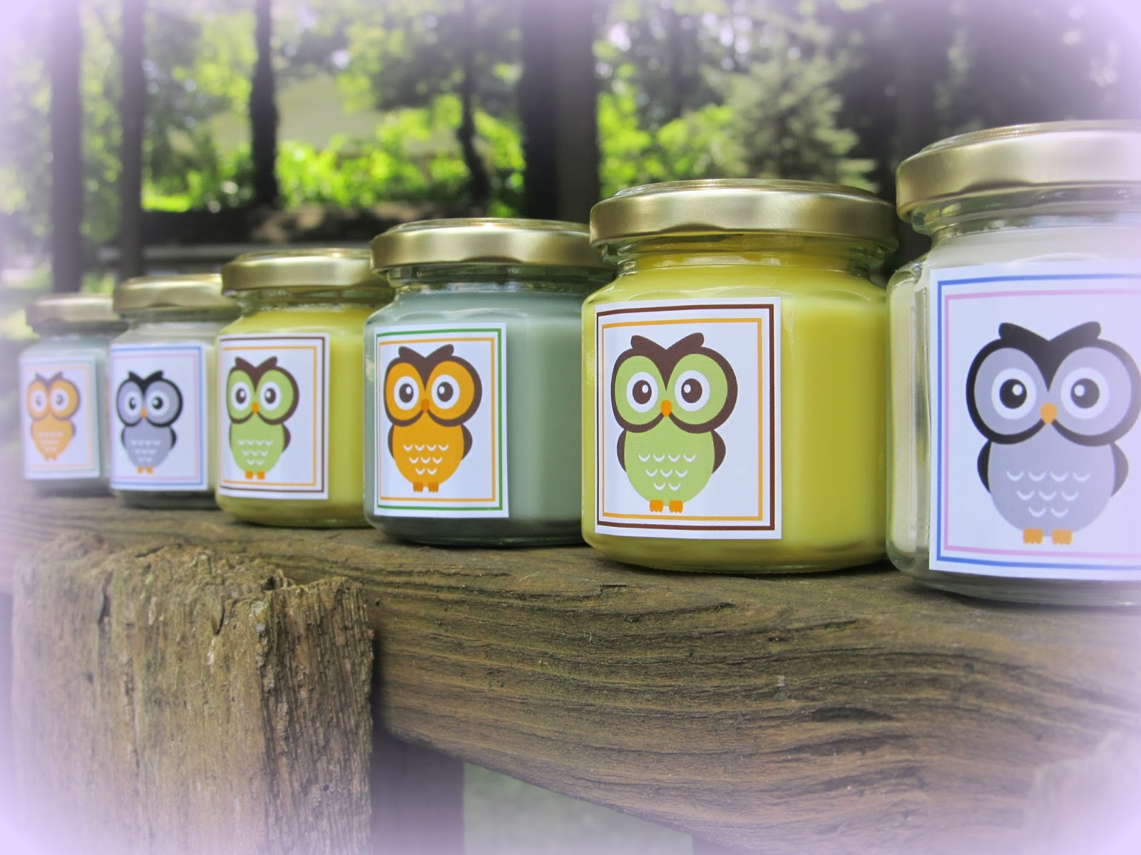 hospitality lane baby shower favors this time in owl theme