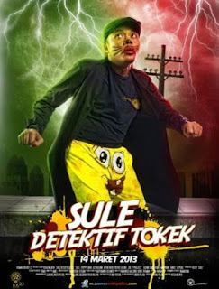 Sinopsis Dan Video Trailer Film Sule Detektif Tokek