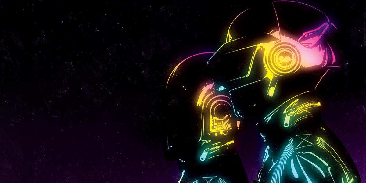 Daft Punk l 300+ Muhteşem HD Twitter Kapak Fotoğrafları