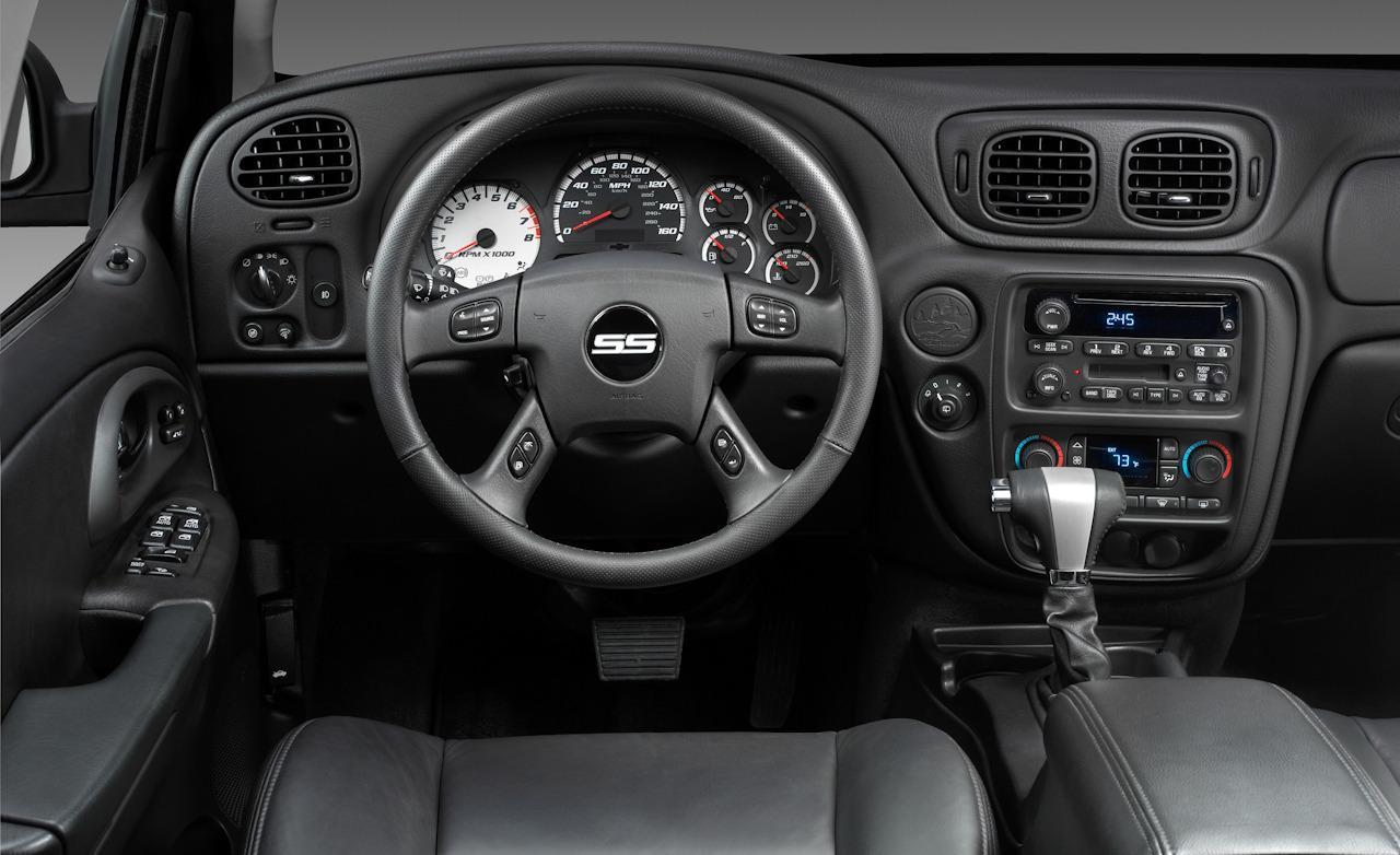 Chevy 2012 chevy trailblazer : ezinecar: Chevrolet TrailBlazer (2013)