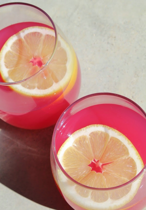 pink champagne punch prime living com pink punch fish bowl punch ...