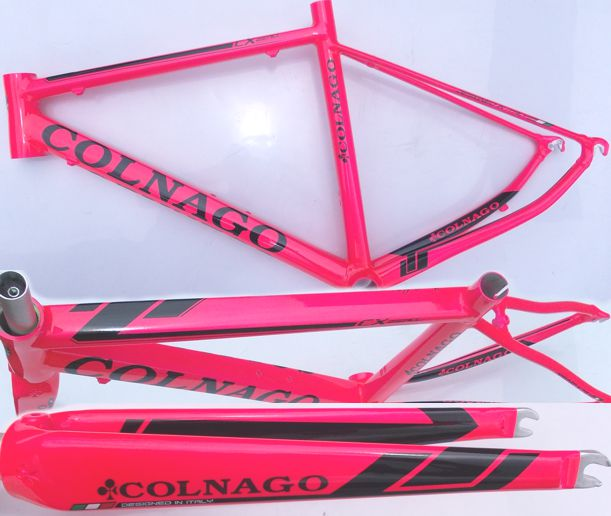 Colnago CX pink