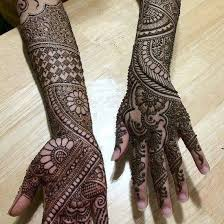 Arm Mehndi Designs