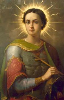 Pe Sfantul Dimitrie Izvoratorul de mir, cu mult drag sa-l praznuim !