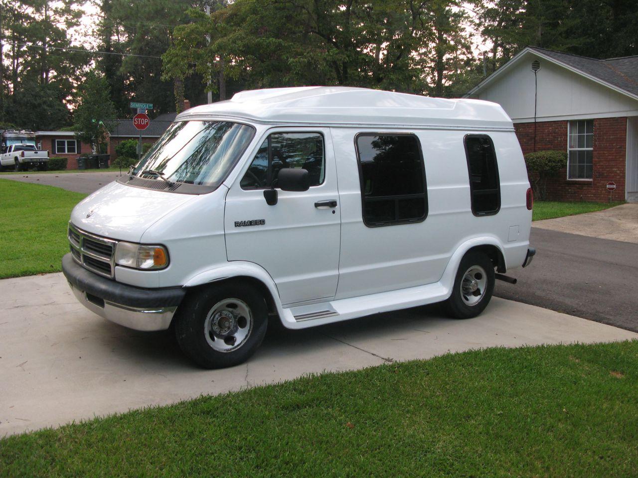 1994 Dodge B250 Conversion Van