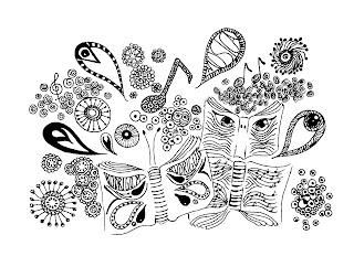 dibujos abstractos