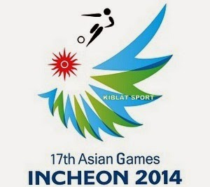 Jadwal Lengkap Pertandingan Bola Asian Games 2014 Korea Selatan