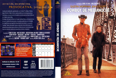 Cover, Dvd, Caratula: Cowboy de medianoche | 1969 | Midnight Cowboy