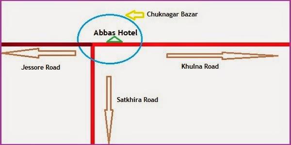 Chuknagar Abbas Hotel in Khulna