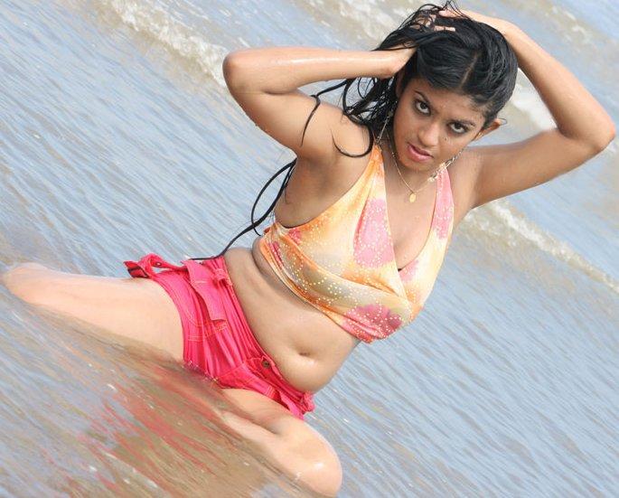 prathista bikini glamour  images