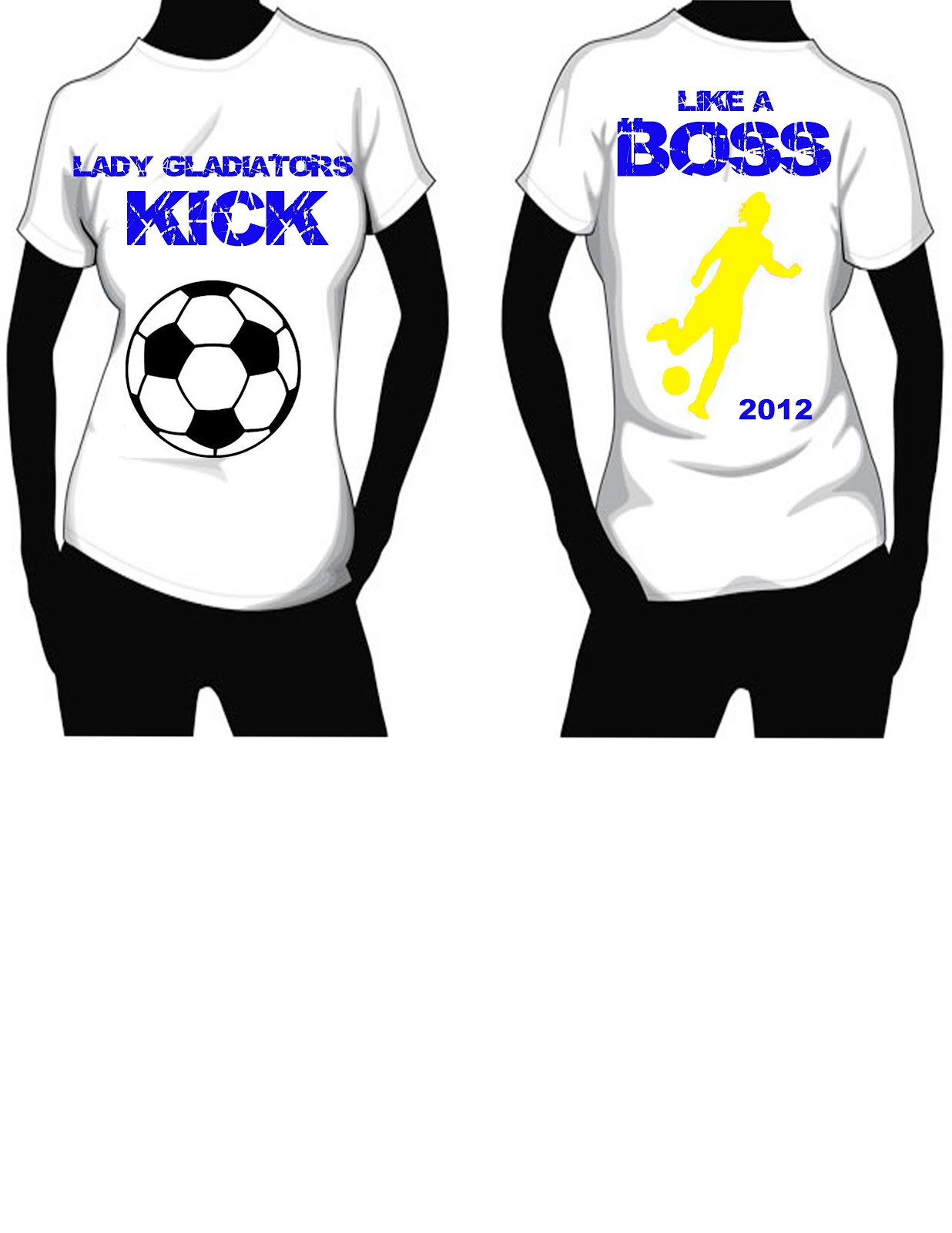 Girls Soccer Shirts ✓ T Shirt Design 2018
