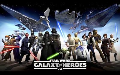 TOP 5 jocuri Star Wars™ gratis pentru Android 2015
