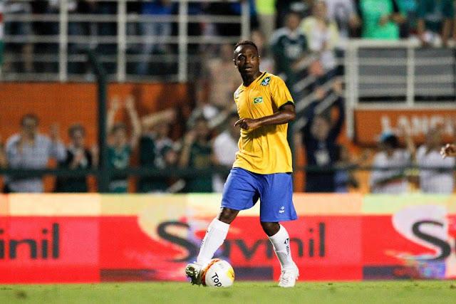 O ex-atacante Edílson foi pentacampeão mundial com a Seleção Brasileira em 2002 (Foto: Fernando Dantas/Gazeta Press)